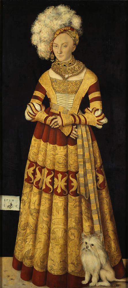 メクレンブルク公爵夫人カタリーナ(1487-1561)