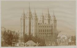 Salt-Lake-Tempel und Nebengebäude, Salt Lake City - Fotoalbum